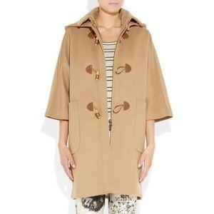 J. Crew Diffy wool coat camel color
